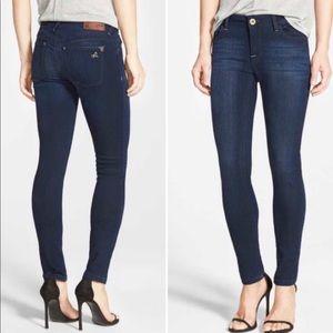 DL1961 Amanda Skinny Jeans 28 BLACK